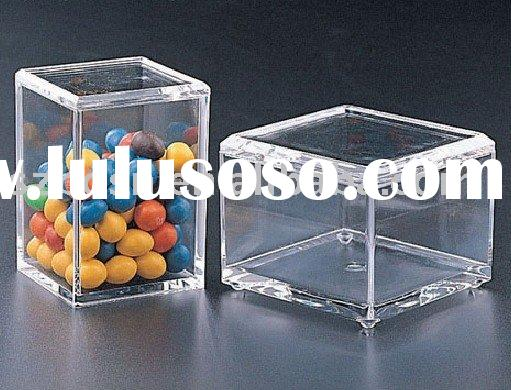 Clear Acrylic Candy Box,Perspex Candy Distributer,Acrylic Candy Dispenser