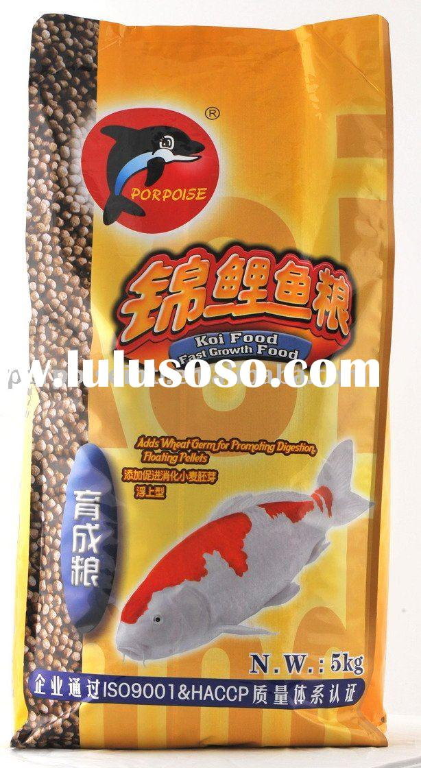Koiking koi fish food excel formula 5kg bag l for sale for Koi fish food for sale