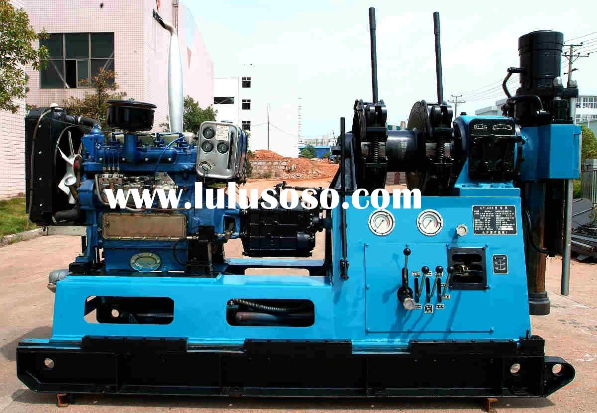 Portable Rock Borehole Drilling Machine Amp Hammer With Air