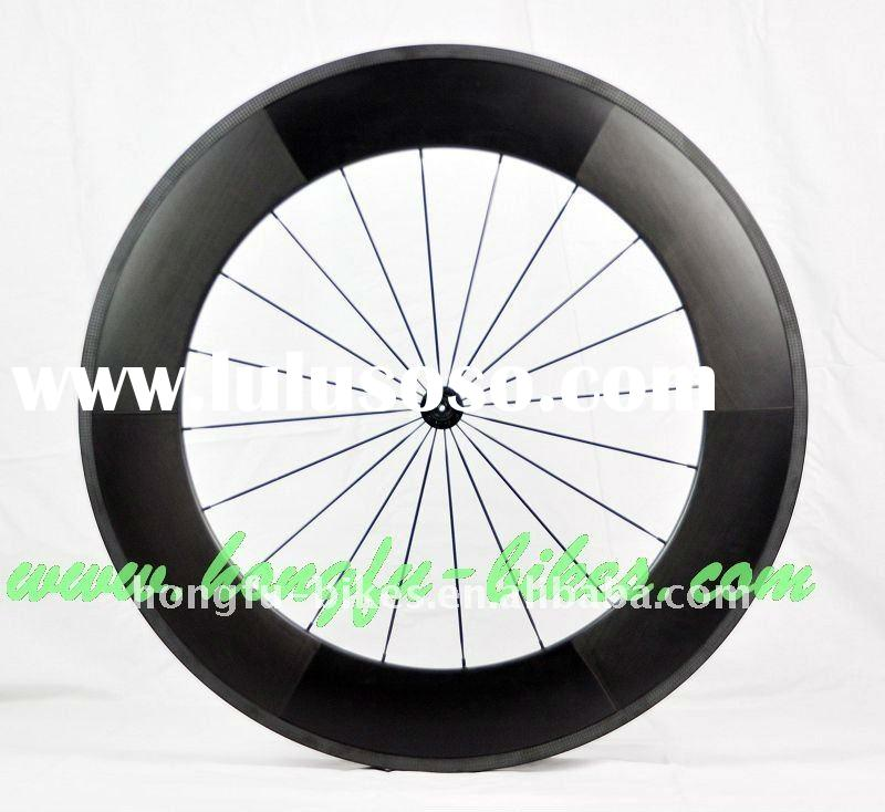 Hand Built wheels,90mm clincher wheels carbon bike wheels