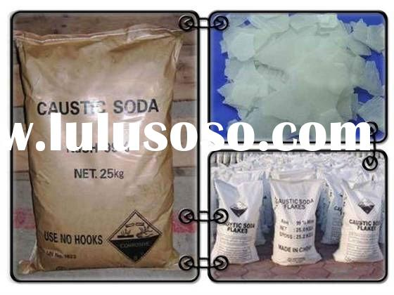 High quality Caustic soda Flakes99% competitive China manufacturer