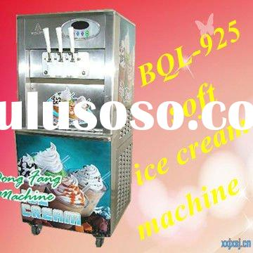 High quality ice cream making machine, commercial soft ice cream machine