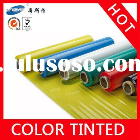 Hot Sale Color Tinted Packaging Film