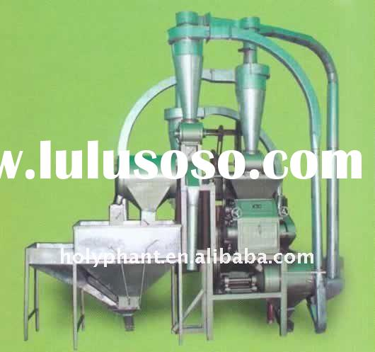 Hot Sale Small Flour Mill