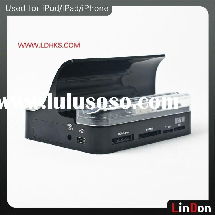 Hot Selling Multi Dock Station For iPad/iPhone/iPod