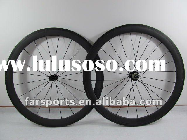 Hot sale 700C 50mm carbon wheels clincher,1363g