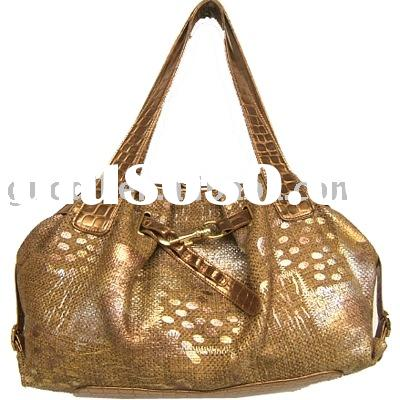 Hot selling!The fashion styles for ladies brand PU handbags in competitve price