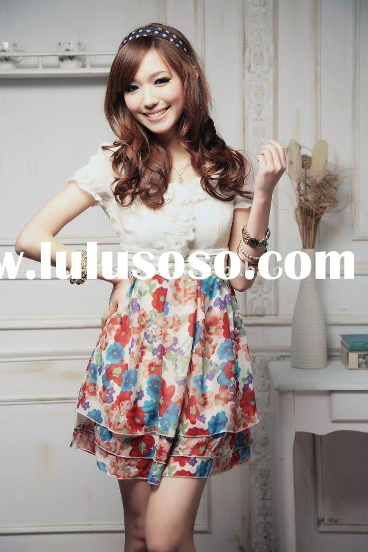 Most popular beautiful korean fashion dress