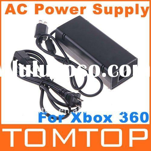 New design & High quality for AC Power Supply Adapter Charger for Xbox 360 SLIM