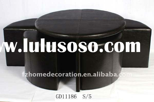 New product and popular modern coffee shop tables and chairs
