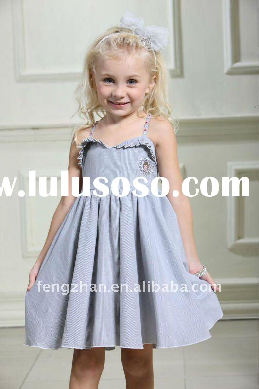 Pink Nana most popular style girls fancy dresses