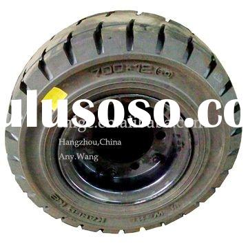 Sell Best Quality Solid Tires For forklift truck 700-12 7.00-12