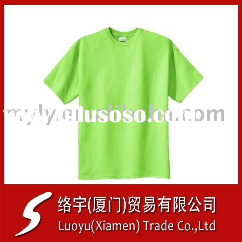 Short Sleeve Blank Shirt