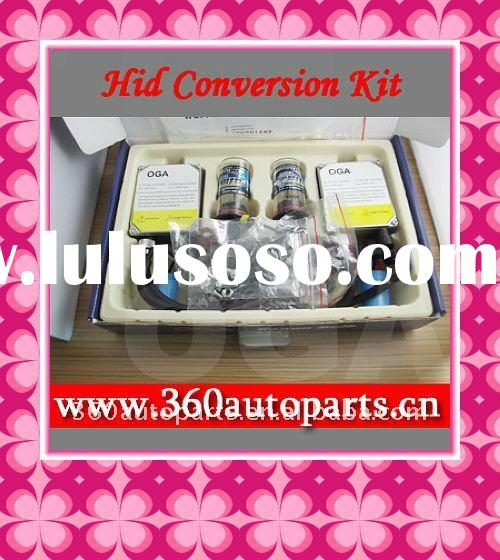 Super automobile HID xenon head lamp conversion kits with AC ballast H4-2,H13-2,9004-2,9007-2