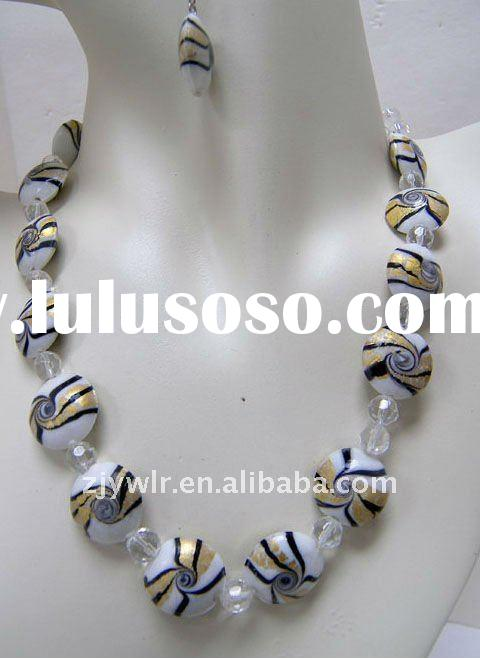 WHOLESALE COSTUME JEWELRY NECKLACE SET 2011