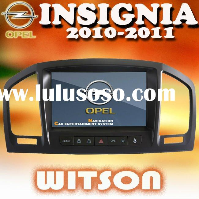 WITSON OPEL INSIGNIA (2010-2011) CAR DVD GPS NAVIGATION
