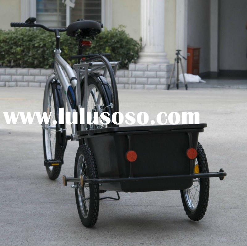 bike trailer , bicycle trailer,