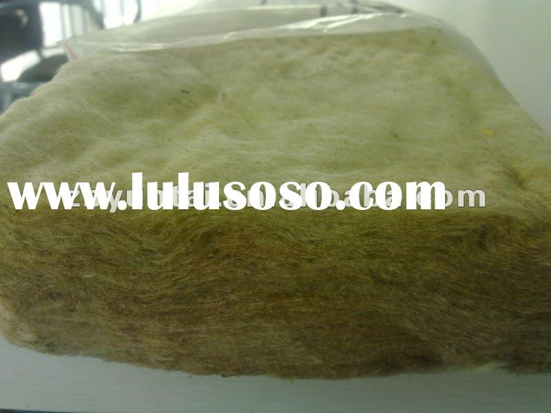 low price mineral rock wool plate/board for heat insulation