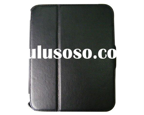 protective leather case for HP touchpad