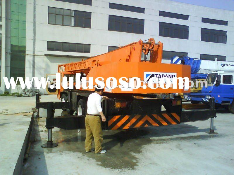 Mobile Crane Dubai : Used hydraulic truck crane ton for sale in dubai mobile