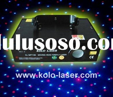 180mW Blue Moving Head Firefly Laser projector