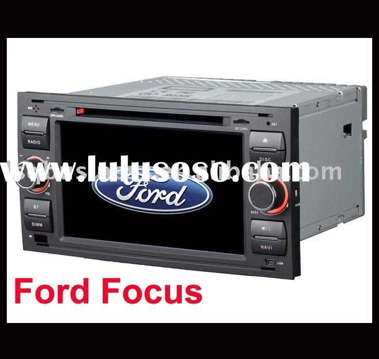 """1999-2006 6.5"""" FOCUS car DVD player gps with Can-bus"""