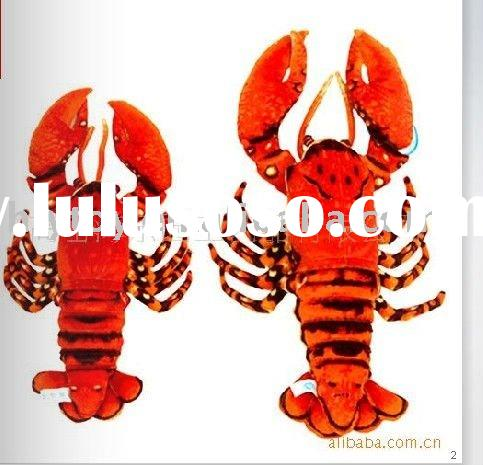 2011 most popular baby fashion Lobster toy