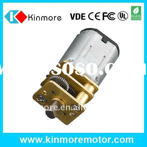 298:1 12V DC Micro Metal Gear Motor For Electric Lock