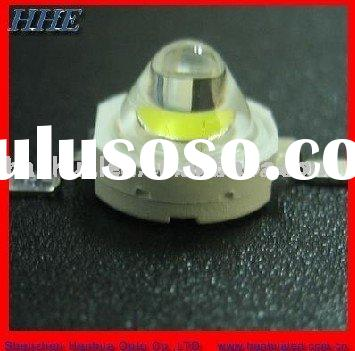3w 700mA red yellow blue green white high power smallest beam angle 60 degree leds