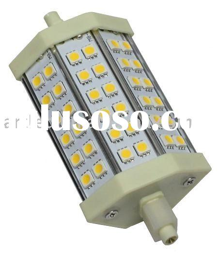 8W R7S LED Double Ended LED lamp