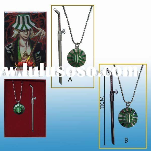 Bleach cosplay products,anime necklace