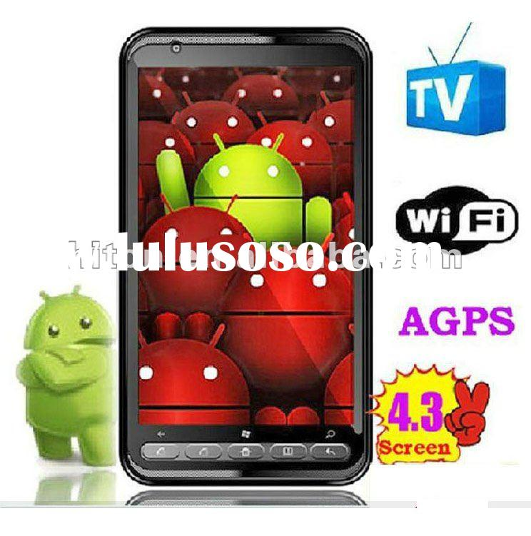 CHEAPEST 4.3inch Android Mobile Phone with android OS