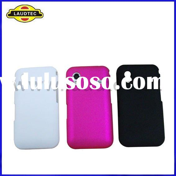 Colorful Hybrid Rubber Rubberized hard case back cover for Samsung Galaxy Ace S5830