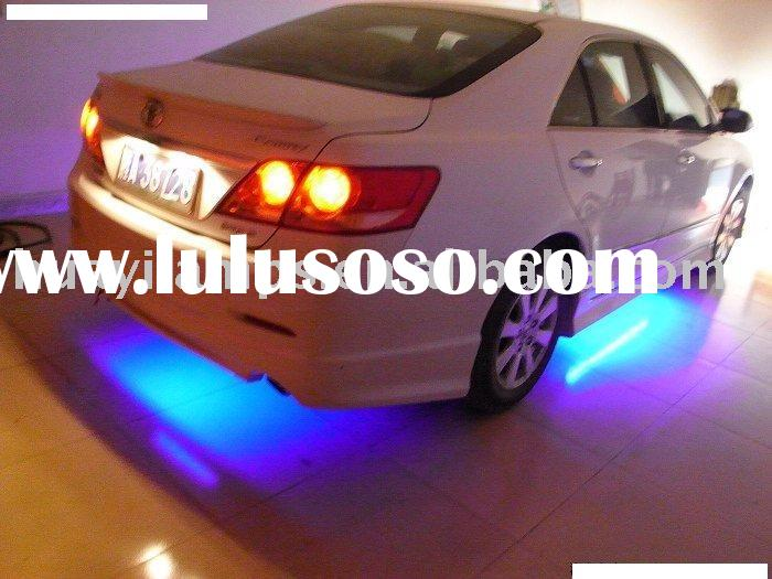 Colorful LED under car light, LED auto bulb, led under car kit, auto led light