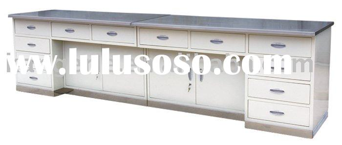 Composite working table, work bench (hospital furniture)