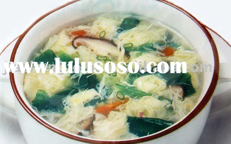 FD instant egg soup, Vacuum Freeze Dried Egg Soup