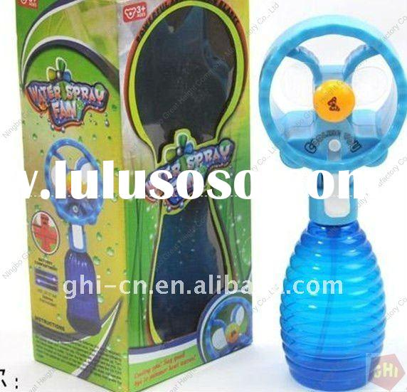 Factory Direct Hot Selling handhold water spray fan