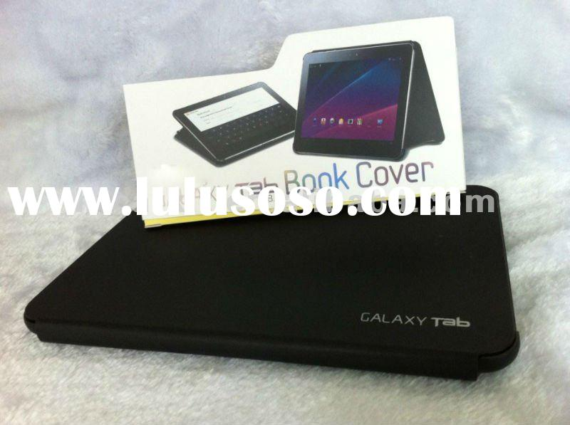 GALAXY Tab Tablet Book cover case for SAMSUNG P6800,OEM WELCOME