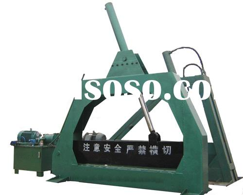 Hydraulic hay Cutter Log Splitter