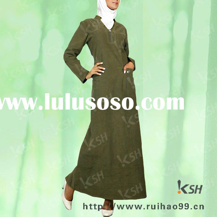 KSH-W580 abaya, dubai abaya ,fashion style for muslim women, islamic clothing