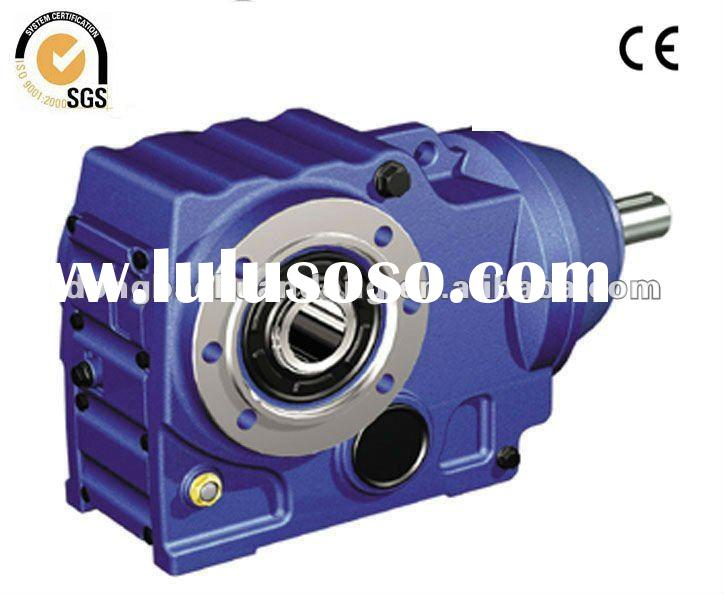 K series China Gearbox(speed reducer,gear reducer, gear motor)