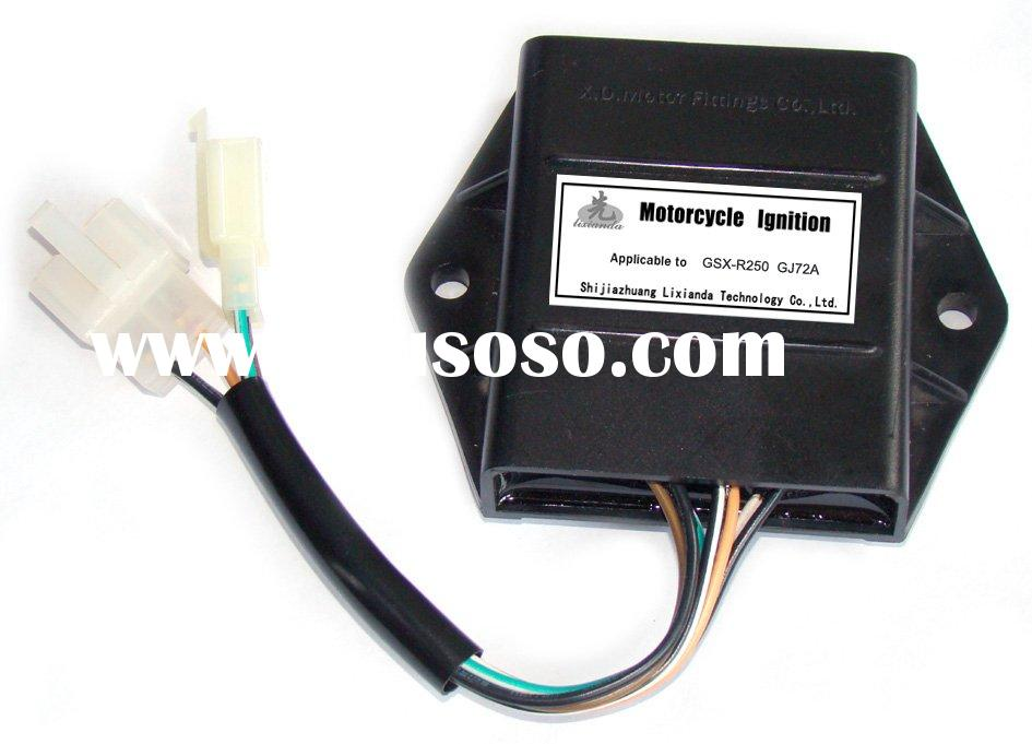LXD Digital electronic CDI GXS--R250 GJ72A for motorcycle