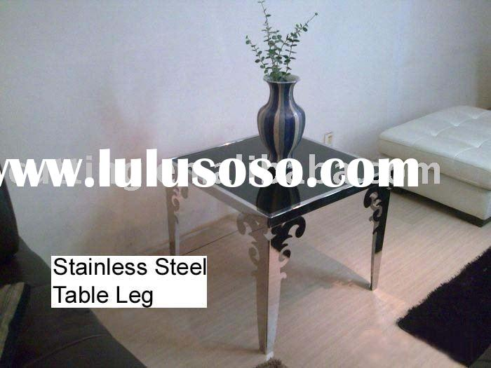 Laser Cutting Stainless Steel Table Leg