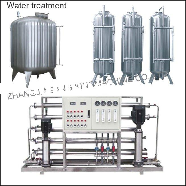 Mineral Water Treatment Plant for beverage /water/juice