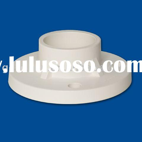 PVC Fittings: Flange One Piece (1.0MPa) (Soc)