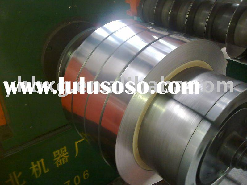Prime quality stainless steel strips ( 316L )