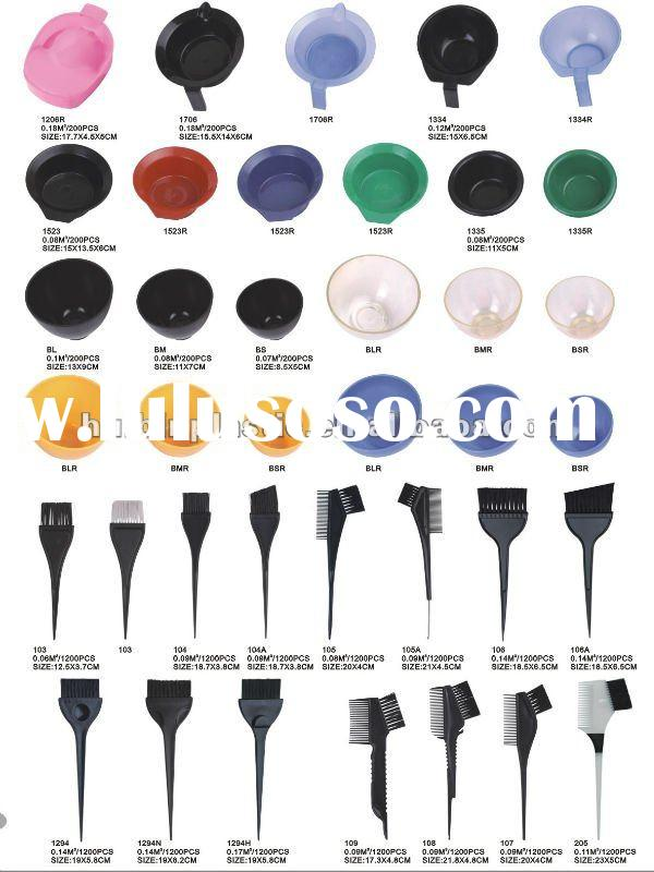 Professional hair coloring class of two oxygen milk,hair dye and ...
