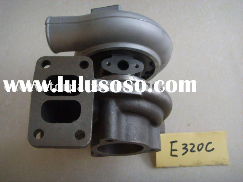 Sell Caterpillar E320C,3066 turbocharger , Excavator engine parts , exhaust valve.