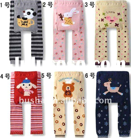 Spring&Autumn fashion designs cute baby clothes