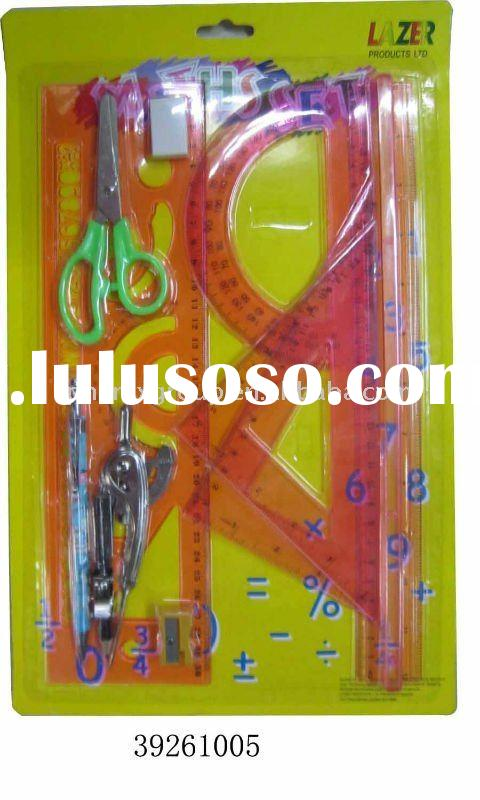 Stationery Set for school office stationery factory price soft rule